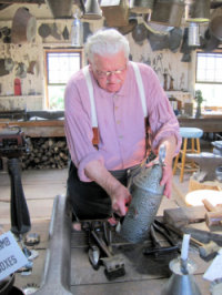 Genesee Country Village & Museum tinsmith