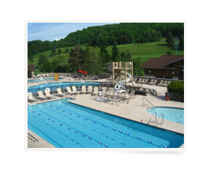 Holiday Valley Pools