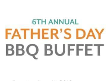 Father's Day BBQ Buffet - Driftwood